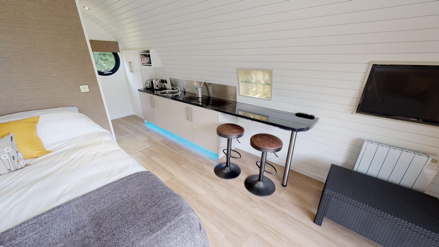 The Glamping Pods